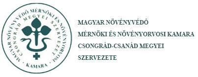 Csongrád-Csanád Megyei Növényorsvosi Kamara